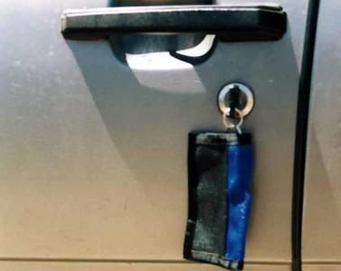 car door kk