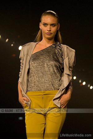 Magdalena Velevska  - LMFF - Independent Runway  Photographer: Naomi R  LifeMusicMedia.com