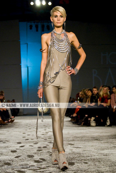 "LMFF Offsite Runway #2, L'Oréal Melbourne Fashion Festival 2011 - presented by Yen magazine  Designer: House of Baulch  Photographer: <a href=""http://www.auroradesign.nu"" target=""_wina"">Naomi Rahim</a>  <a href=""http://lifemusicmedia.com"">LIFE MUSIC MEDIA</a>"