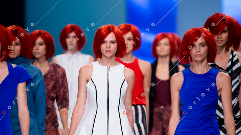 2013 L'Oreal Melbourne Fashion Festival