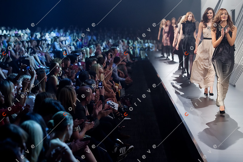 L'Oréal Paris Runway 3<br /> presented by Madison<br /> Anna Thomas, Aurelio Costarella,<br /> Gwendolynne, Jayson Brunsdon, Lisa Ho,<br /> Megan Park, Nevenka, Thurley<br /> Venue: Peninsula,<br /> Central Pier, Docklands