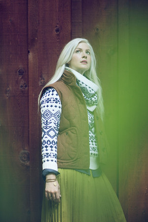 Lands' End Canvas / Holiday Catalog 2012