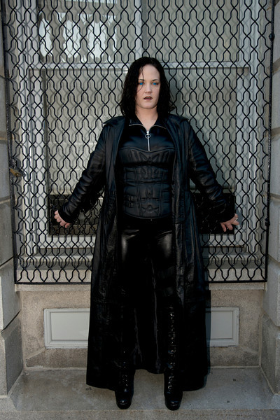 Libby as Selene