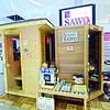Sawo Finnish Sauna in Davao City. (Photo by King Rodriguez)