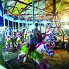 Merry-go-round at the Kasadya sa SRP (Photo by Allan Defensor of Sun.Star Cebu)