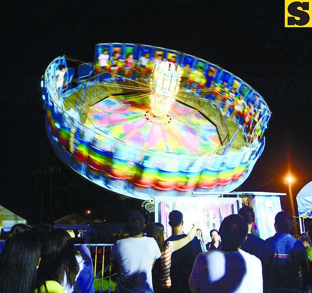 'Galactic' at the Kasadya sa SRP (Photo by Allan Defensor of Sun.Star Cebu)
