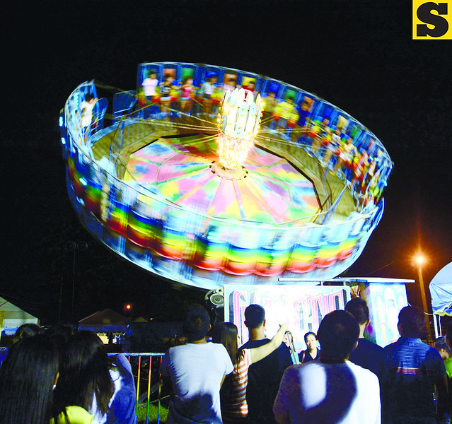 'Galactic' at the Kasadya sa SRP (Photo by Allan Defensor of Sun.Star Cebu)