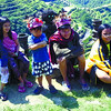 Fernandez and Villaflor children wearing traditional Igorot costumes. (Noel S. Villaflor photo)