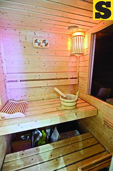 Sawo Finnish Sauna in Davao