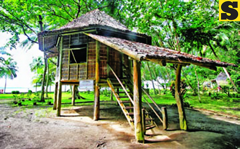 Casa Redonda Replica Jose Rizal clinic in Dapitan City. (Jojie Alcantara photo)