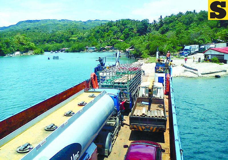 Wharf in in Isabel, Leyte. (Noel S. Villaflor photo)