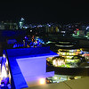 The roofdeck (19th floor) of Apple One Sky Lounge. (Photo by Allan Cuizon of Sun.Star Cebu