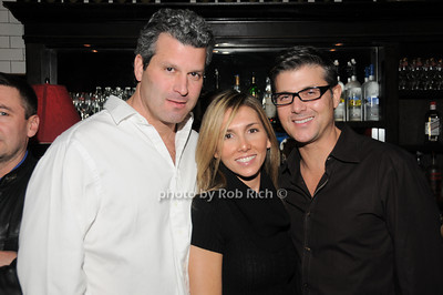 Zack Tunick, Nicole Garone, Frank Cilione  photo by Rob Rich © 2010 robwayne1@aol.com 516-676-3939