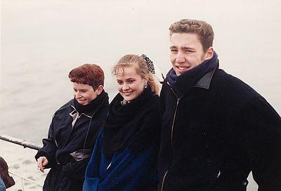 Betty, Josée en Eddie