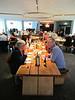 Fred Evertse, Sandra de Leeuw, Jan Toornvliet, Michou Veronique Basu, Karin Ellenberger, Maritska Van Aalst, Wierd Veenstra, Mildred Dielemans en Johan van Es
