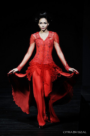 Malaysia-International Fashion Week 2008