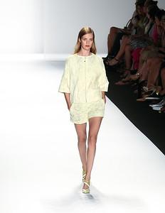 J. Mendel Spring 2014 Collection - Photography by David J. Berman - Mercedes-Benz Fashion Week #mbfw