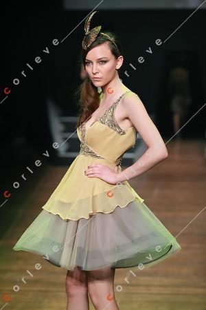 Melbourne Spring Fashion Week - Show 1 - Gwendolynne