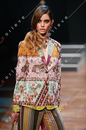 Melbourne Spring Fashion Week - Show 1 - Christine