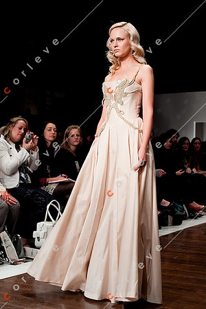 2010 Melbourne Spring Fashion Week - Show 2 - Gwendolynne