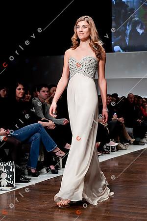 2010 Melbourne Spring Fashion Week - Show 2 - Gwendolynne