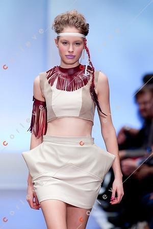 2010 Melbourne Spring Fashion Week - RMIT Student Series - Raine Taylor