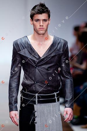 2010 Melbourne Spring Fashion Week - RMIT Student Series - Blanka Pociasle