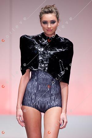 2010 Melbourne Spring Fashion Week - RMIT Student Series - Ashleigh Robertson
