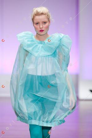 2010 Melbourne Spring Fashion Week - RMIT Student Series - Kasia Gorniak