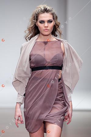 2010 Melbourne Spring Fashion Week - RMIT Student Series - Jane Bunn