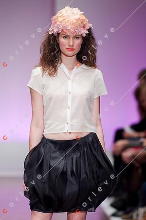 2010 Melbourne Spring Fashion Week - RMIT Student Series - Stephani Melisa Krisna