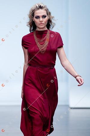 2010 Melbourne Spring Fashion Week - RMIT Student Series - Eutichia Drakopoulos