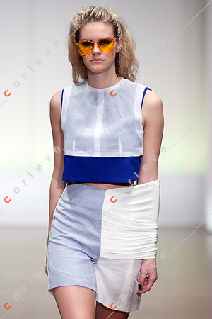 2010 Melbourne Spring Fashion Week - RMIT Dangerous Goods Runway 2 - Kate Sala