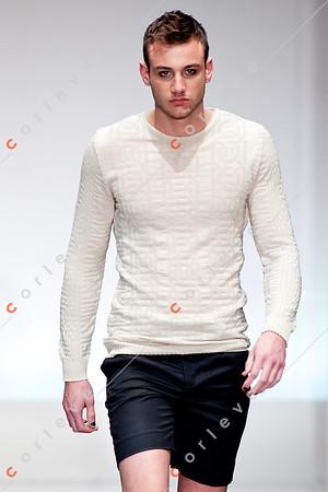 2010 Melbourne Spring Fashion Week - RMIT Dangerous Goods Runway 2 - Safa Taghizadeit