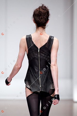 2010 Melbourne Spring Fashion Week - RMIT Dangerous Goods Runway 2 - Laura Anderson