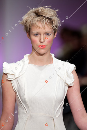 2010 Melbourne Spring Fashion Week - RMIT Dangerous Goods Runway 2 - Jo Templin