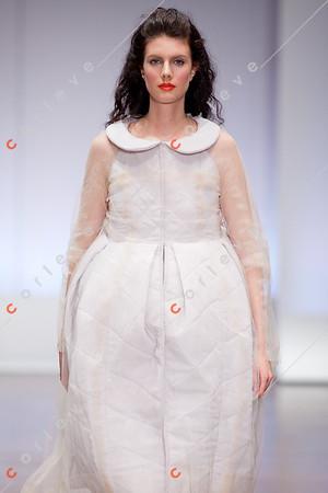 2010 Melbourne Spring Fashion Week - RMIT Dangerous Goods Runway 2 - Kate Bolzonello