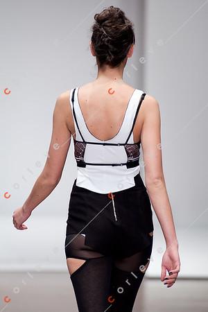 2010 Melbourne Spring Fashion Week - RMIT Dangerous Goods Runway 2 - Laura Anderson