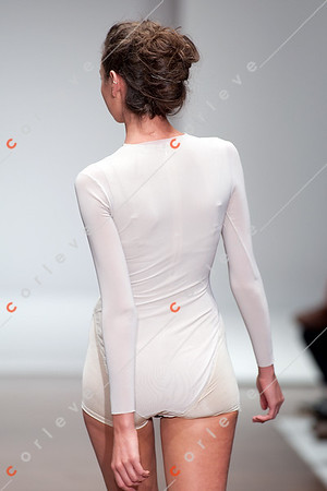 2010 Melbourne Spring Fashion Week - RMIT Dangerous Goods Runway 2 - Rebecca Martin