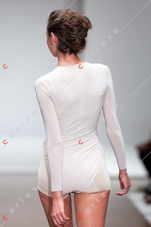2010 Melbourne Spring Fashion Week - RMIT Dangerous Goods Runway 2 - Rebecca Martin