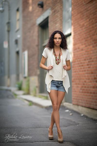 Beauty shots of Melissa from Stéphane Lemieux Photography - Photographe professionnel de mode et mariage à Montréal