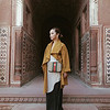 Monk jacket from Jul Oliva, dress from Zara Trafaluc, bag from Gucci
