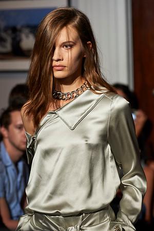 New York, New York - Sept. 12, 2015  Monse's inaugral fashion show at The Norwood Club  Credit: Robert Altman