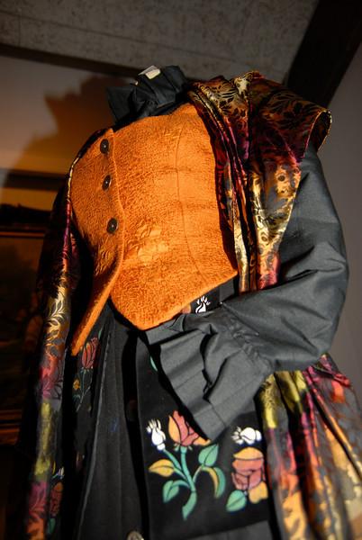 Frå utstilling på Mølstertunet okt. 2008