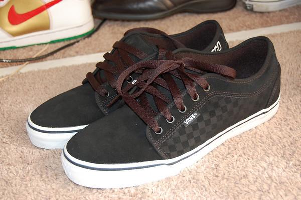 Vans Syndicate x Rebel 8 Skates Chukka Low