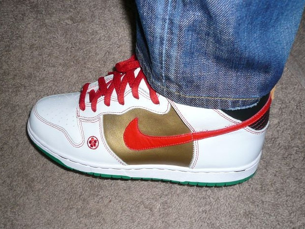 Nike Dunk SB 'Money Cat'