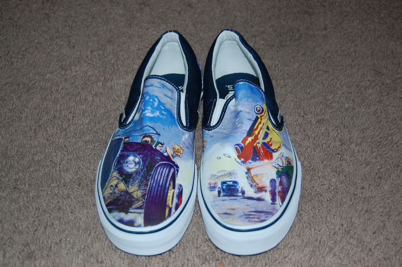 Robert Williams x Vans Slip-On
