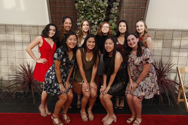NCL Fashion Show 2017 Rancho Irvine Chapter