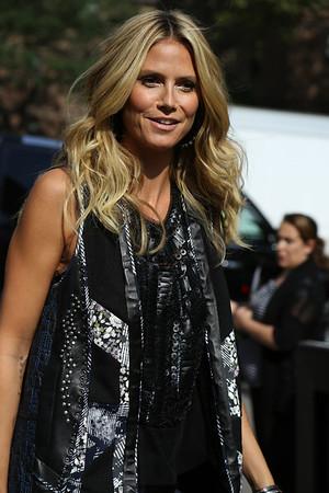NY Fashion Week Day 1  09/05/13