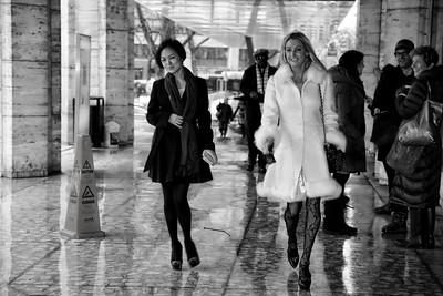 NY Fashion Week Day 2 . 02/08/2013